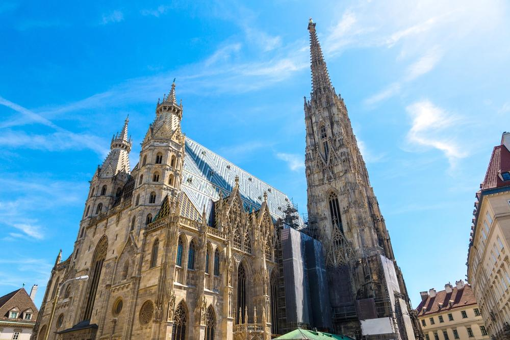 cattedrale di santo stefano vienna