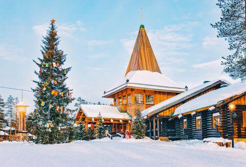 Lapponia finlandese: Rovaniemi e dintorni cover