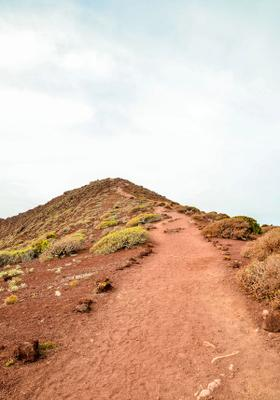 montagna roja tenerife