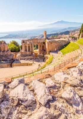 antico teatro taormina