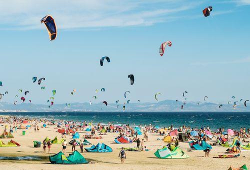 ¡Kitesurf Andalucía! cover
