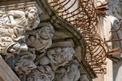 centro storico barocco di noto