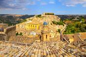 citta di ragusa in sicilia