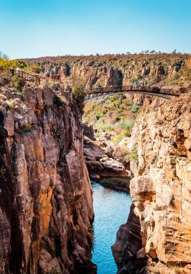 blyde river canyon in sudafrica
