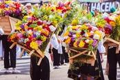 mercato dei fiori a medellin