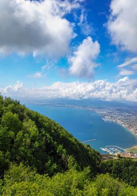 trekking cai nella costiera amalfitana