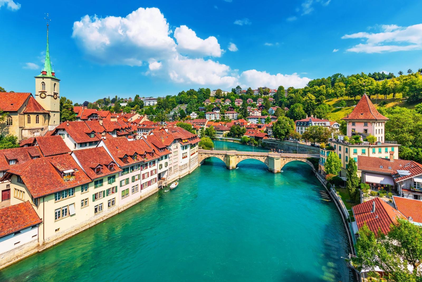 citta di berna in svizzera