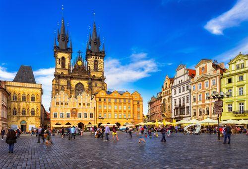 Capitali d'Europa: Praga cover