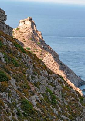 castello di punta troia isole egadi