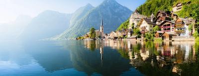 paese in austria sul lago