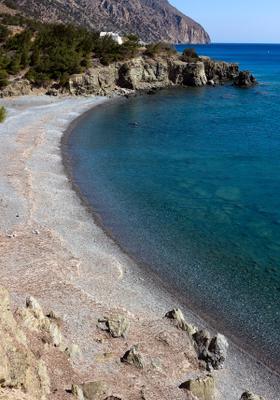 spiaggia di vananda a karpathos