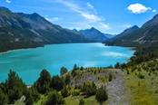 lago di san giacomo di fraele