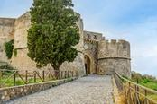 castello di capo milazzo