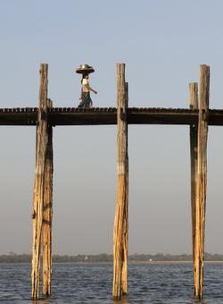 ponte in legno teak u bein