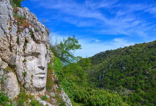 Cammino Laziale: Parco dei Monti Simbruini cover