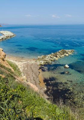 penisola di kassandra grecia