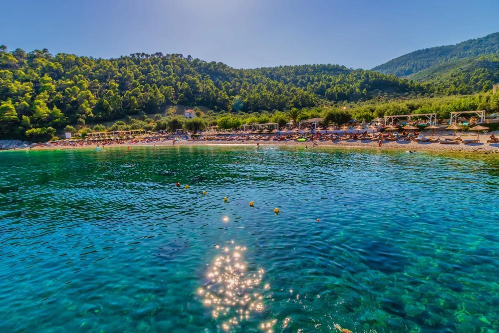 isola di alonissos in grecia