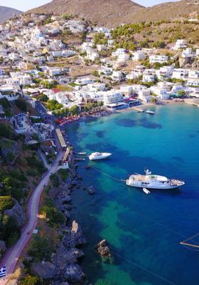 costa di panteli in grecia