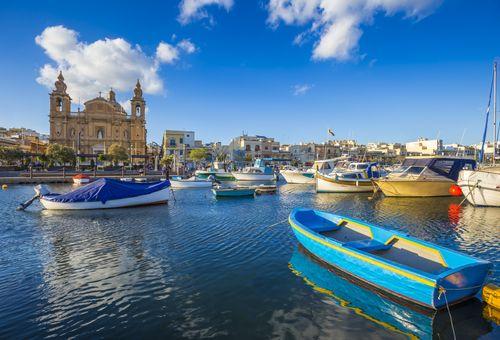 Finestra Azzurra su Malta cover