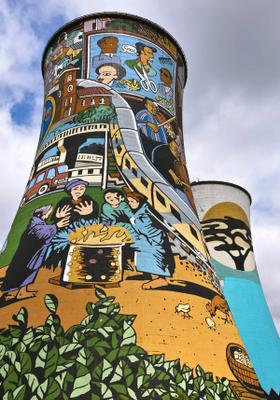 street art a soweto