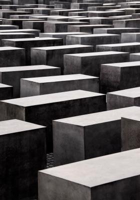memoriale degli ebrei a berlino