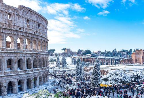 Roma: Magia d'Inverno cover