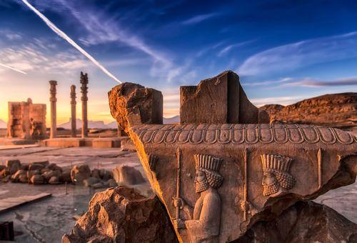 Iran: Tour nell'Antica Persia cover