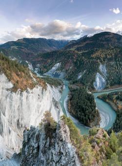 gran canyon della svizzera