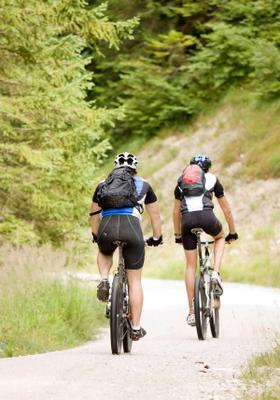 escursione in mountain bike in calabria