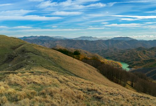 Trekking: In cima ai monti della Liguria cover