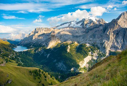 Trekking delle Dolomiti cover