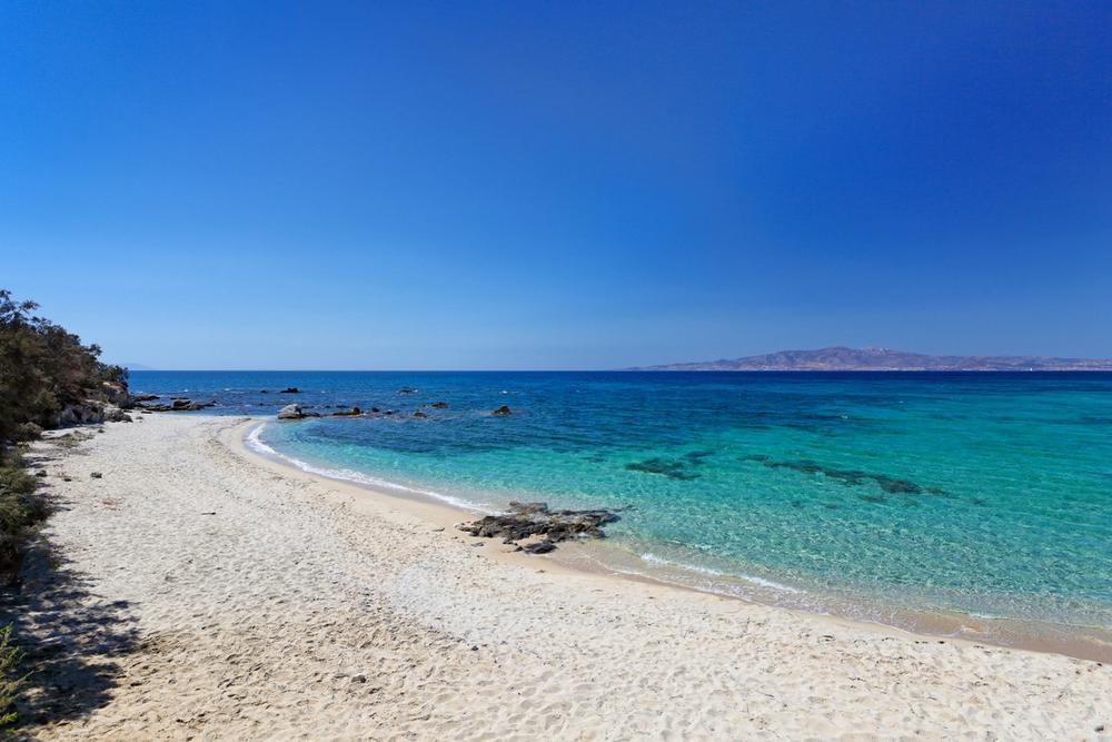 kastraki beach a naxos