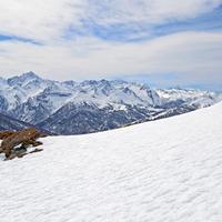 montagne innevate bardonecchia