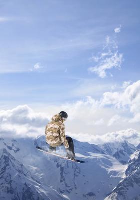 snowboard dolomiti canazei