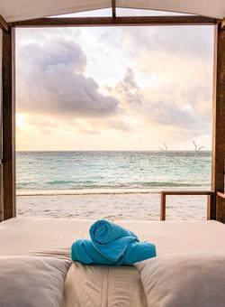hotel con spa per massaggio alle maldive