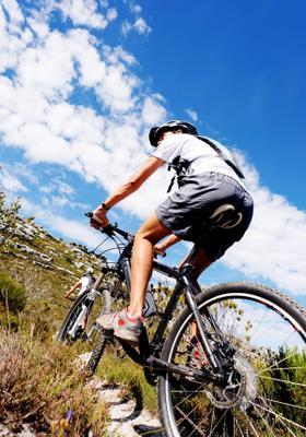 escursione in bicicletta trentino