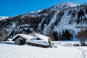 courmayeur casa in montagna