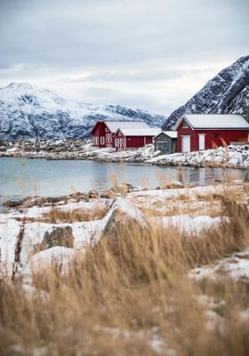 casette rosse tromso norvegia
