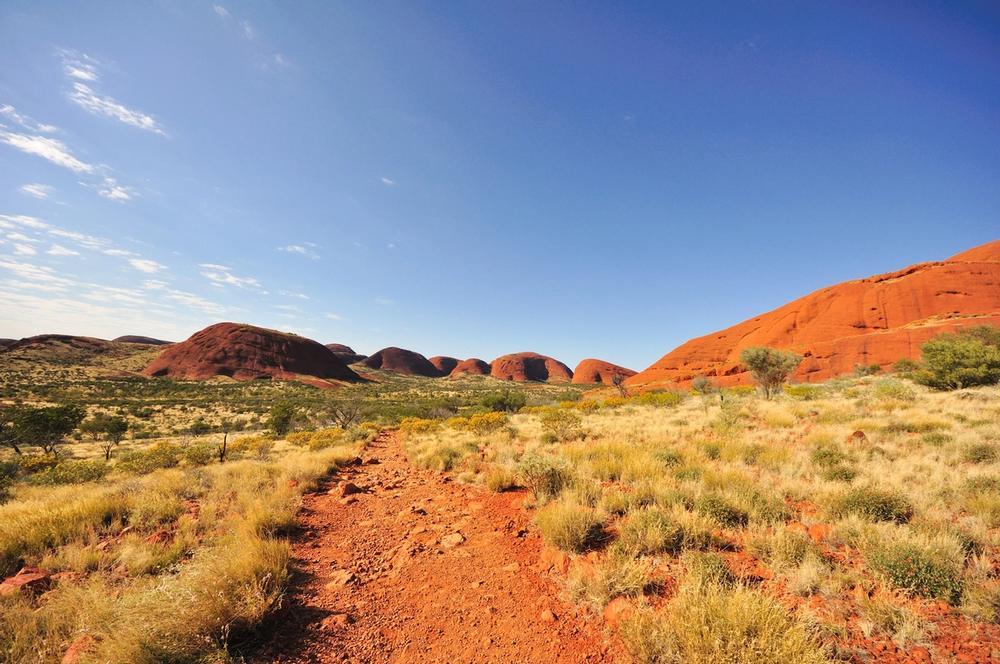 parco nazionale uluru kata tjuta australia