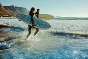 lezioni di surf a buggerru in sardegna