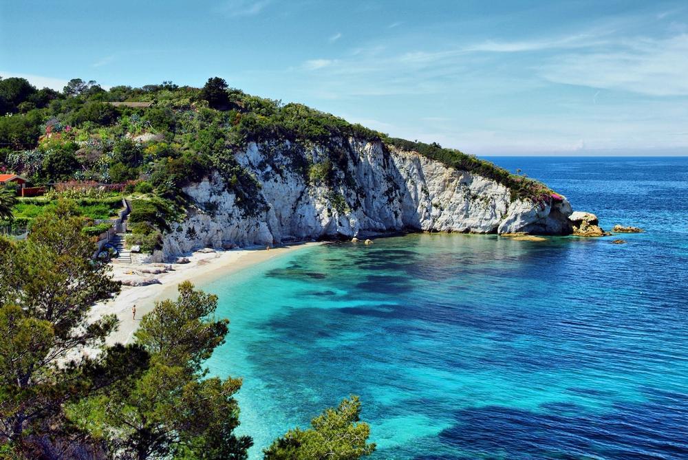 spiaggia isola d elba