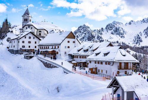 Settimana Bianca: Tarvisio sulla neve cover