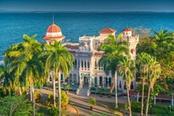 Palazzo storico di Cuba