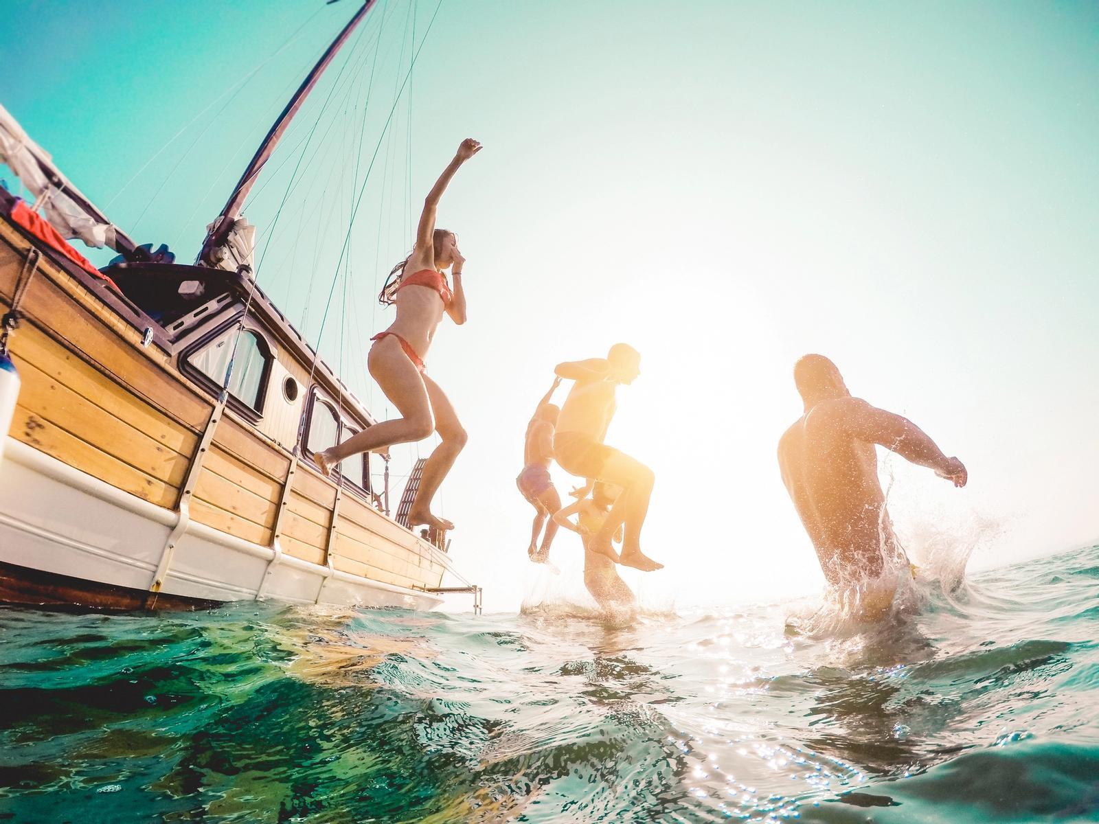 tour in barca a vela in croazia sud