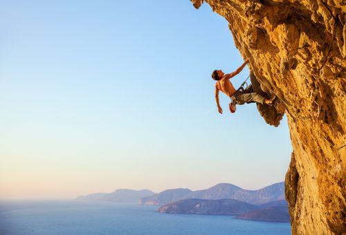 Rock climbing in Sardegna cover
