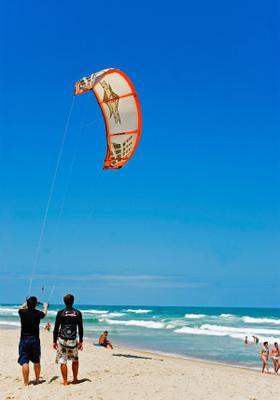 lezioni di kitesurf a tarifa