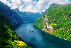 crociera sui fiordi norvegesi