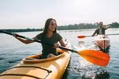 kayak a pula in croazia