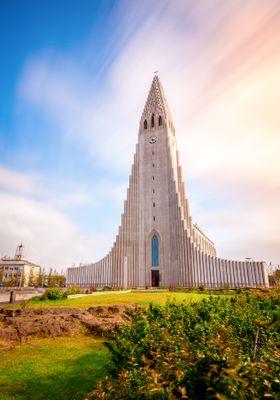 chiesa di reykjavik