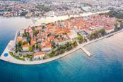 viaggio di gruppo in barca in croazia